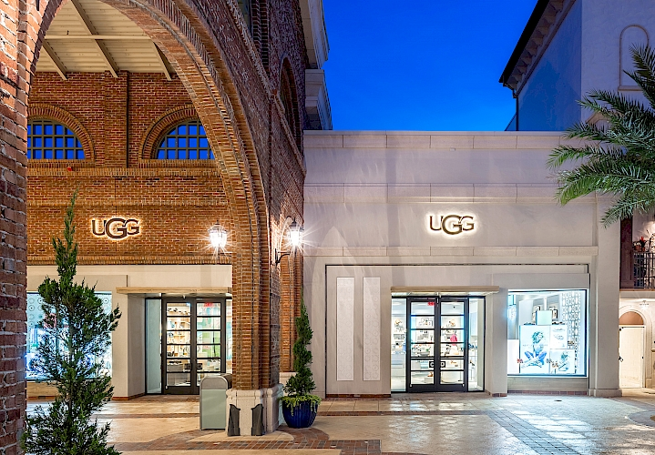 UGG Disney Springs - Réalisation : Koubi Design